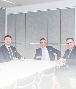 Das Vorstands-Team