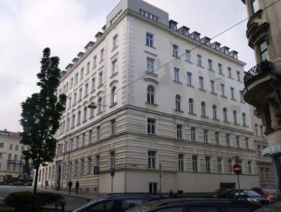 1050 Wien, Zentagasse 1, Wiedner Hauptstr. 116, Jahngasse 1, Top 40