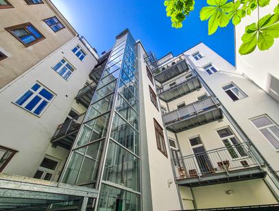 1180 Wien, Gentzgasse 60, Top 14