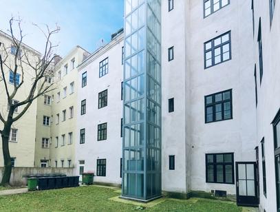 1200 Wien, Salzachstraße 15, Top 25+26