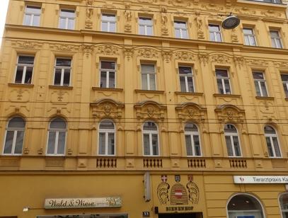 1070 Wien, Kaiserstraße 33, Top 23A