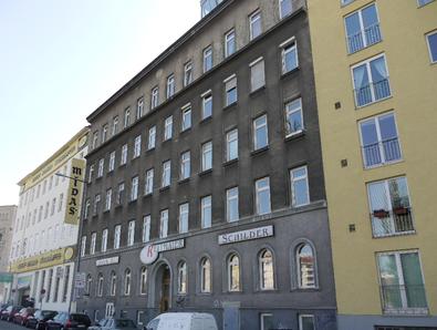 1030 Wien, Dampfschiffstraße 14