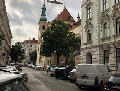 1090 Wien, Grünentorgasse 16, Top 10